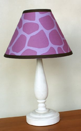 Lamp Shade for Safari Baby Bedding Set By (Baby Safari Lamp Shade)