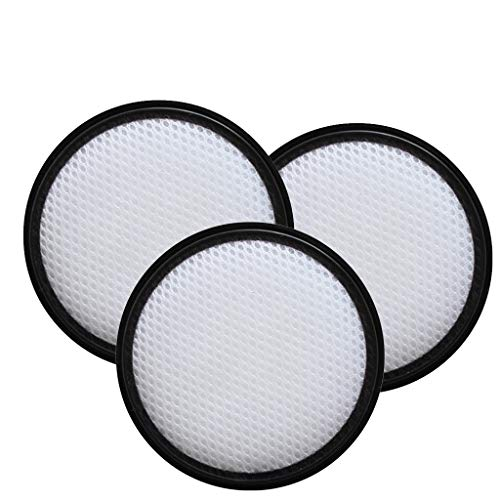 -  Orcbee  _3Pcs Replacement HEPA Filter for Proscenic P8 Vacuum Cleaner Parts Hepa Filter