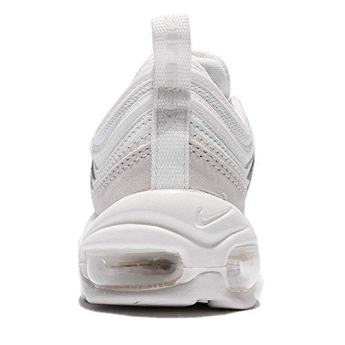 Nike Menns Air Max 97 Premium, Lys Bein / Summit Hvit, 14 M Oss