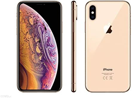 Apple iPhone XS Max, 64GB, Gold - For AT&T (Renewed)
