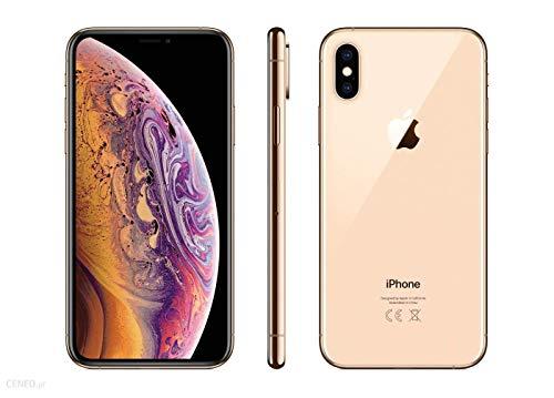 Apple iPhone XS Max, US Version, 64GB, Gold – AT&T (Renewed)