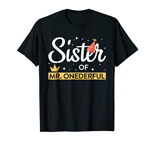 ful T-Shirt Funny 1st Birthday Brother ()