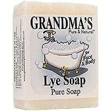 Remwood 60018 Grandma's Lye Soap 6 Oz