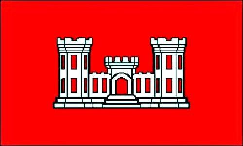 us army engineer flag - 4