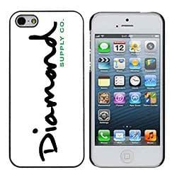 Diamond Supply Co 2 White Black and Green iphone 4/4s Case