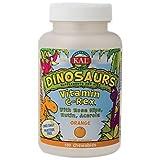 Kal C-rex 100 Mg Orange Tablets, 100 Count