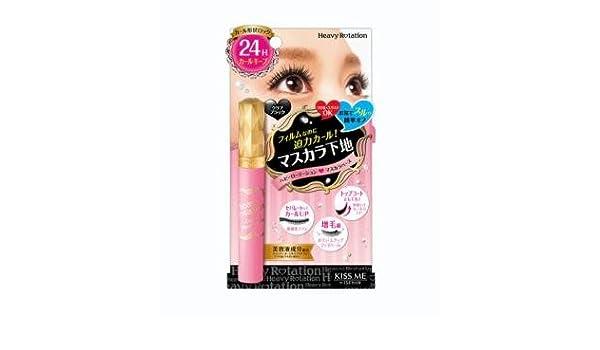 Amazon.com : Heavy Rotation (Kiss Me) Curl Up Mascara Base 7g : Beauty
