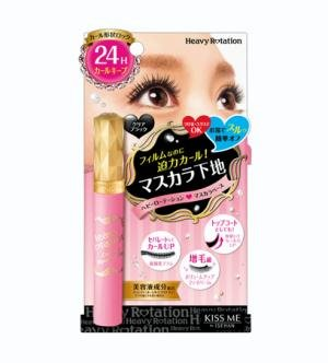Amazon.com : Heavy Rotation (Kiss Me) Curl Up Mascara Base ...