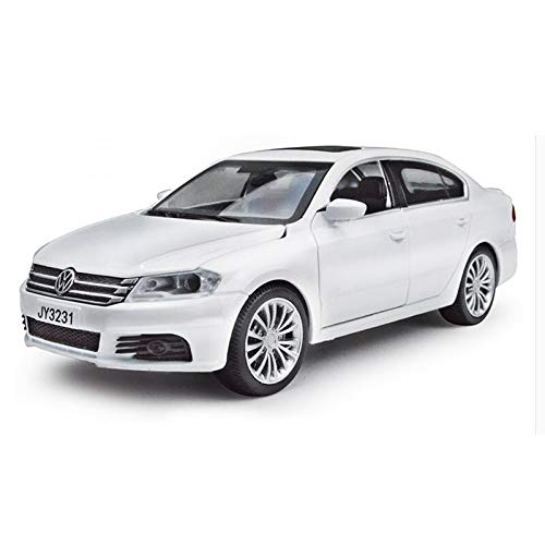 Diecasts Toy Vehicles Car Model 1 per 32 Diecast Pull Back Metal Alloy Car Simulation Cars Toys Collection (Vw Jetta Toy)