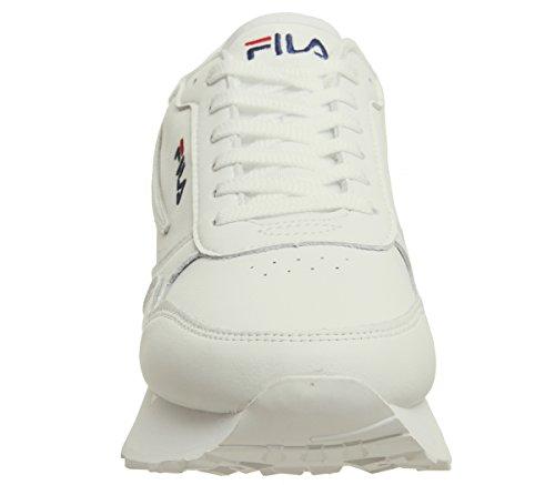 Shoes Fila Orbit White 40 Zeppa L Size White Wmn 4rqxTrdU1n