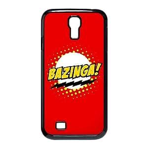 Samsung Galaxy S4 9500 Cell Phone Case Black Bazinga Personalized Phone Cases XPDSUNTR22027
