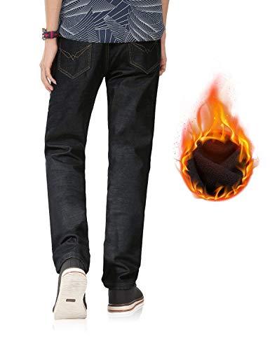 Casual Taglio Allentati In Series Uomo Vintage Polo Abbigliamento Pantaloni Denim darkblue Polare Dritto 801 8001 A TtAwnPq7Ap