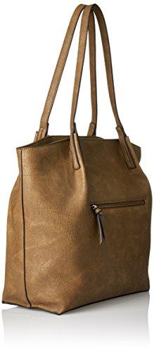 Women's Gabor Women's Bag Shoulder Gabor Lena Brown Taupe Lena wrtnCrzq