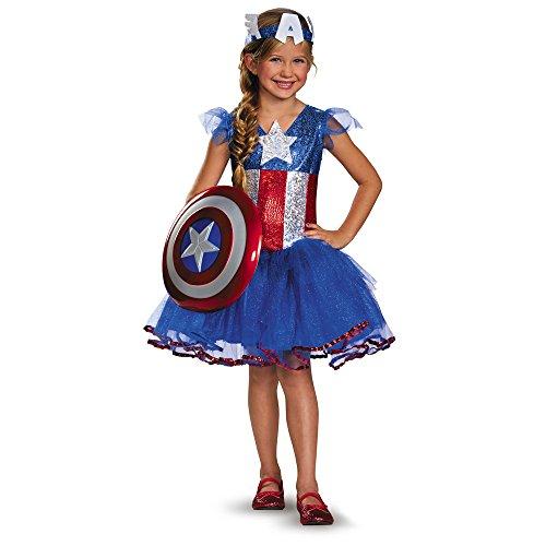 Disguise Captain America American Prestige