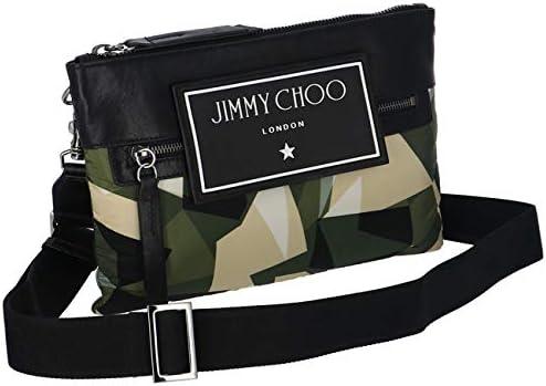 バッグ メンズ CAMO PRINT NYLON ショルダーバッグ ARMY MIX KIMI-CIN-0204 [並行輸入品]