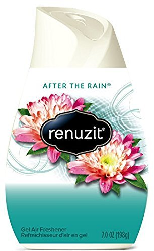 Renuzit 03663 Adjustables Air Freshener, After the Rain Scent, Solid, 7 oz (Case of 12) by Renuzit