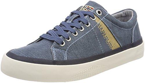 Napapijri Chaussures De Basket Herren Gobi, Blau (bleu Marine)