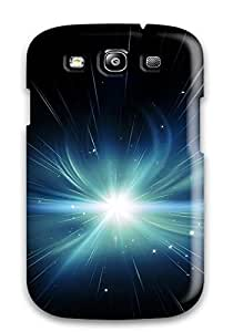 JxjggZM635naHft Light Explosion In Space Fashion Tpu S3 Case Cover For Galaxy