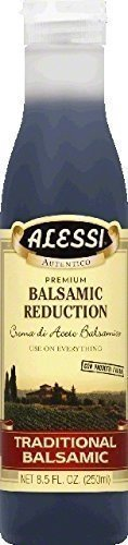 Alessi Balsamic Reduction, 8.5 Ounce, (Pack of 2) (Best Balsamic Reduction Sauce)