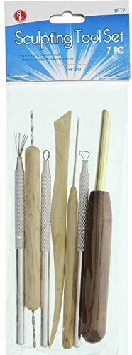 HTS 108C7 7 Pc Sculpture Tool Set