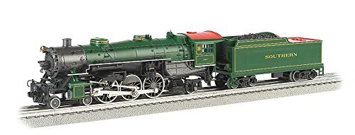 Williams by Bachmann 4-6-2 Pacific - Southern #1409 Train (O Scale)