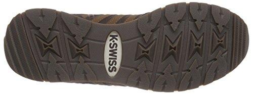 K-Swiss Men's Si-18 Premier Hiker High Rise Hiking Shoes Brown (Seal Brown/Bison/Camo 274) sxfQoEa5S