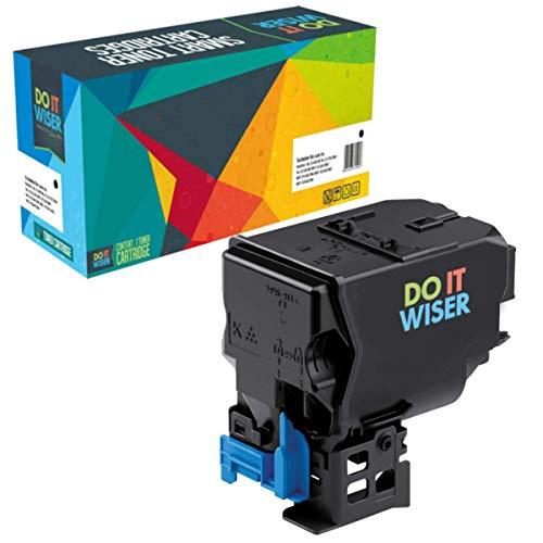Do it Wiser Compatible Toner Cartridge Replacement for Konica Magicolor 4750 4750dn 4750en - a0x5130-6,000 Pages (Black)