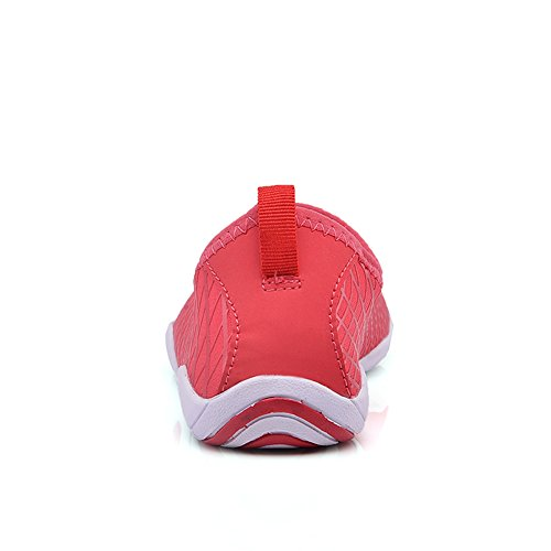 Barfuß Schwimmen Schnell Driving Wasser On Haut Trocknend für Eagsouni Schuhe Schuhe Strand Rose Yoga Aqua Slip Männer Frauen Sport qn8wnCxgEH
