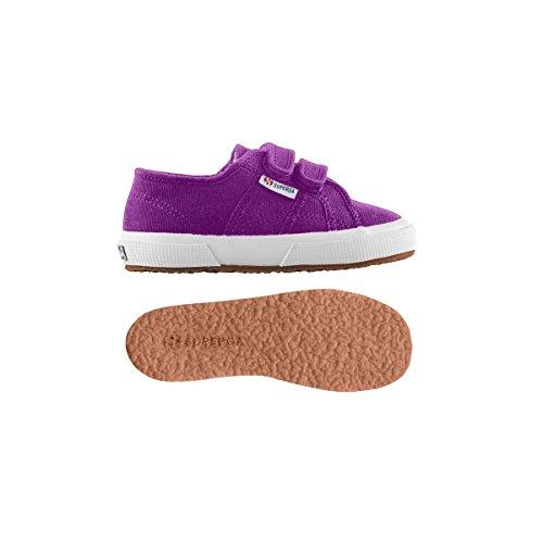 Superga Cobinvj - Zapatillas de lona para niños Dahlia