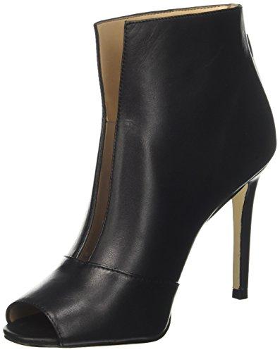 con Negro Punta Black Zapatos Shootie Mujer Dress Abierta de Footwear para Tacón Black Guess PwHqS0Yxn