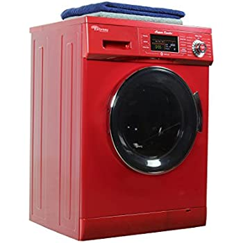 arbreau compact new combo washerdryer aw4400 cv merlot with drying 16
