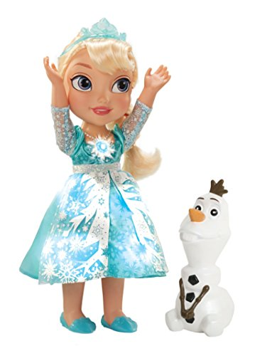 Disney Frozen Snow Glow Elsa Singing Doll (Discontinued by manufacturer)