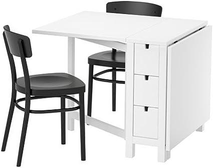 ZigZag Trading Ltd Ikea Nordennorraryd – Tisch und 2 Stühle