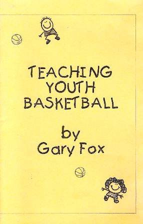 Teaching youth basketball
