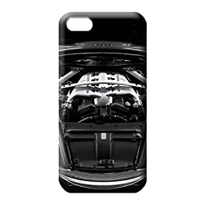 iphone 5 / 5s Nice Scratch-free Fashionable Design phone carrying cover skin Aston martin Luxury car logo super