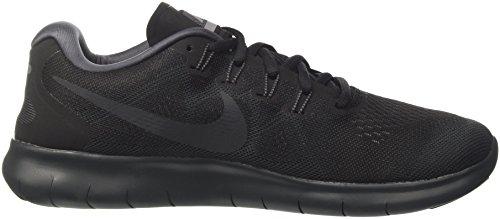 Zapatillas Anthracite Wmns Negro Black 2017 Nike para Grey Running Free de cool RN 003 Mujer Grey dark zIddqvP