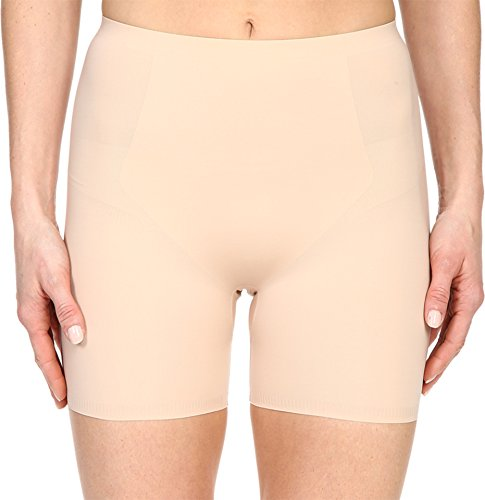 - SPANX Women's Thinstincts Girl Short, Soft Nude SM