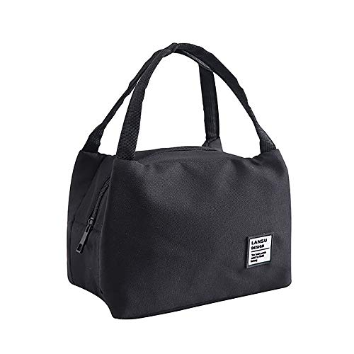 Kfso Lunch Bag Cooler Bag Women Tote Bag Insulated Lunch