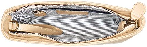 Timberland Tb0a1b3l, Borsa a Tracolla Donna, 5x17x26.5 cm (W x H x L) Beige (Croissant)