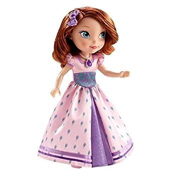 Mattel - Muñeca Sofía Princesas Disney (BDH66)