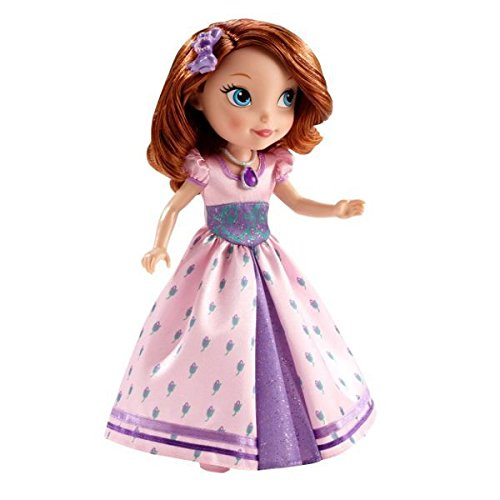 Amazon.com: Disney Sofia The First 10-inch Sofia Doll: Toys & Games