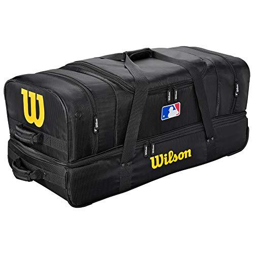 (Wilson Sporting Goods Umpire Bag, Black)
