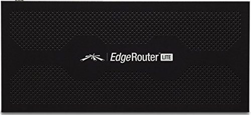 Ubiquiti Networks ERLite-3, Advanced 3-port EdgeRouter (EdgeMAX series), Sophisticated Routing Features, Advanced Security, Monitoring, and Management, ...