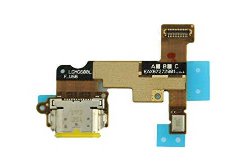 Walking Slow By Replacement LG G6 H870 H871 H872 LS993 VS998 Type C Charging Port with Microphone Flex(All Carriers)
