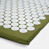 Bed of Nails, Green Original Acupressure Mat for