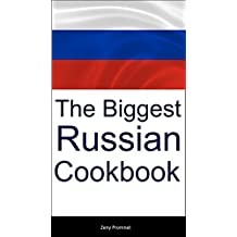 The biggest Russian cookbook+surprise in the end