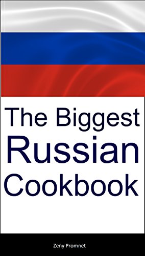 The biggest Russian cookbook+surprise in the end by Zeny Promnet