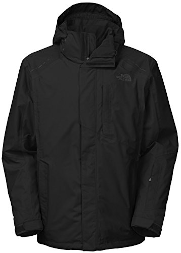 The North Face Men's Vortex Triclimate Jacket TNF Black Small