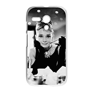 Life margin Audrey Hepburn phone Case For Motorola G G79KH1912