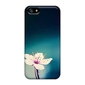 For SamSung Galaxy S5 Phone Case Cover High Quality PC Case/ Peach Blossom For SamSung Galaxy S5 Phone Case Cover